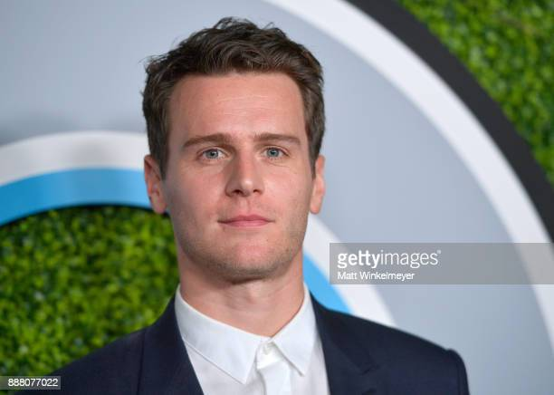Jonathan Groff attends the 2017 GQ Men of the Year party at Chateau Marmont on December 7 2017 in Los Angeles California