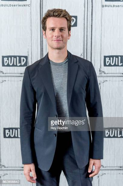 Jonathan Groff discusses 'Mindhunter' with the Build Series at Build Studio on October 18 2017 in New York City