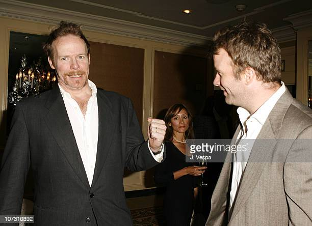 Jonathan Hensleigh and Thomas Jane during AFI Honors Hollywood's Arquette Family With The Sixth Annual 'Platinum Circle Awards' Green Room and Show...