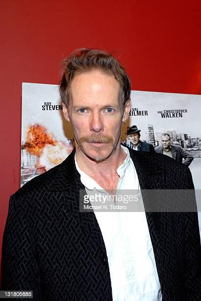 Jonathan Hensleigh attends the premiere of 'Kill the Irishman' at Landmark's Sunshine Cinema on March 7 2011 in New York City
