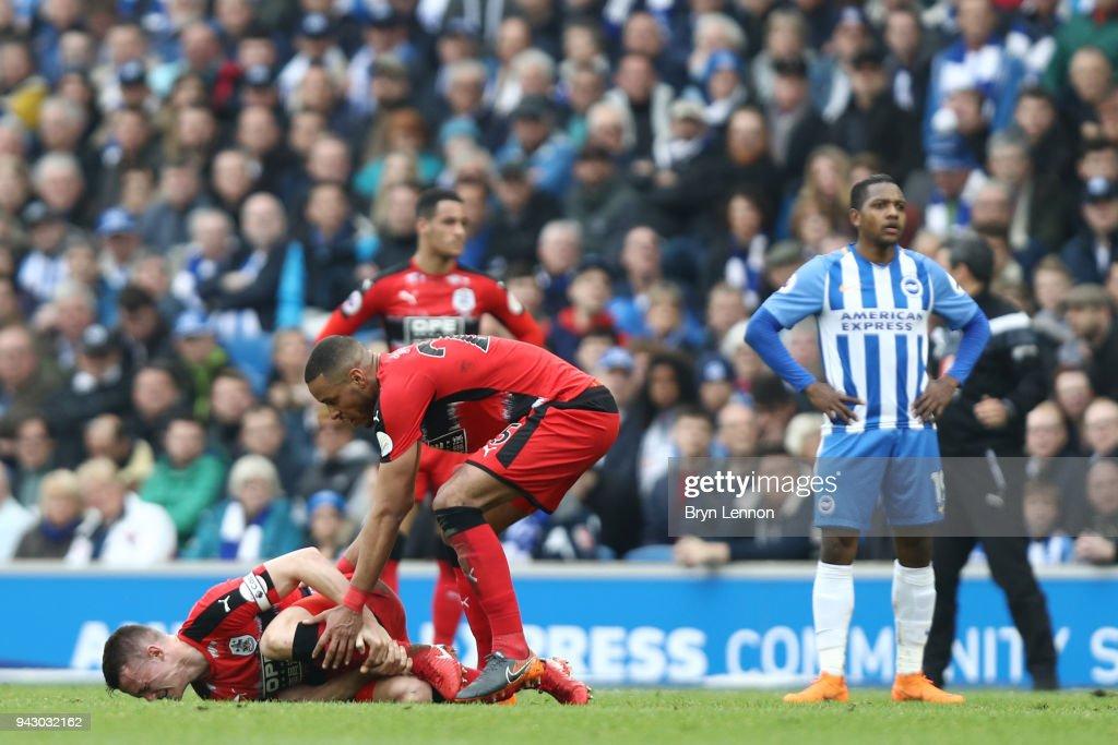 Brighton and Hove Albion v Huddersfield Town - Premier League