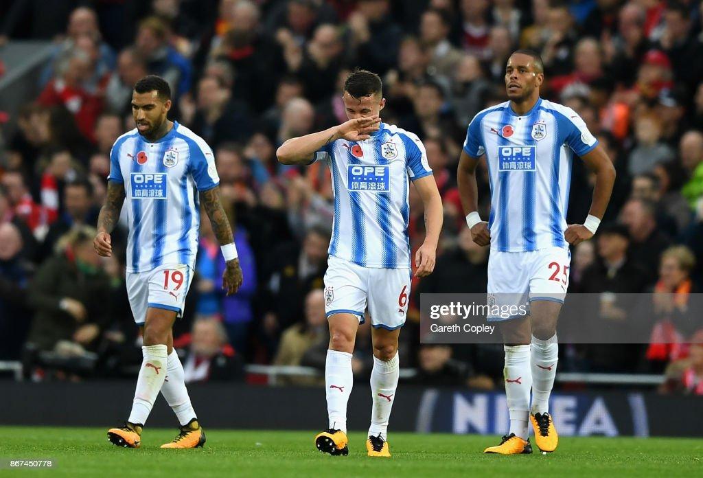 Liverpool v Huddersfield Town - Premier League