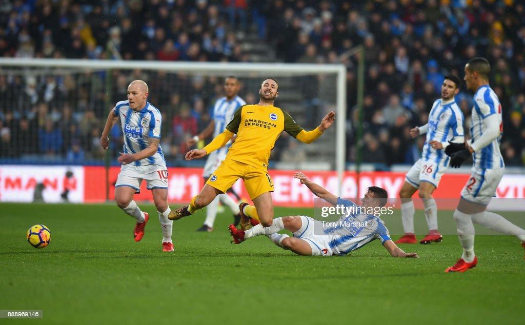 Huddersfield Town v Brighton and Hove Albion - Premier League