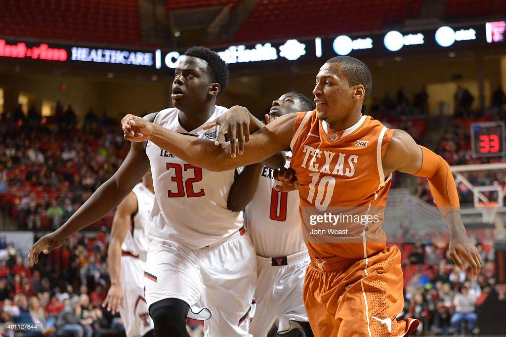Texas v Texas Tech : News Photo