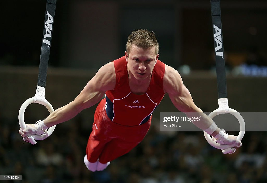 2012 U.S. Olympic Gymnastics Team Trials - Day 3 : News Photo