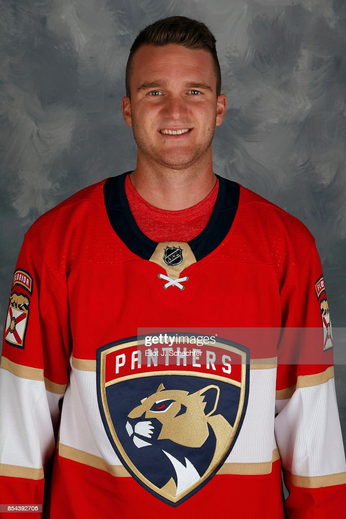 Florida Panthers Headshots