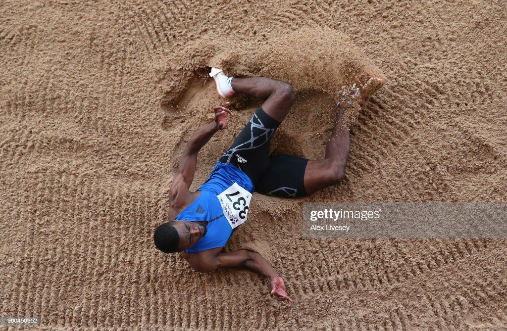 Loughborough International Athletics 2018