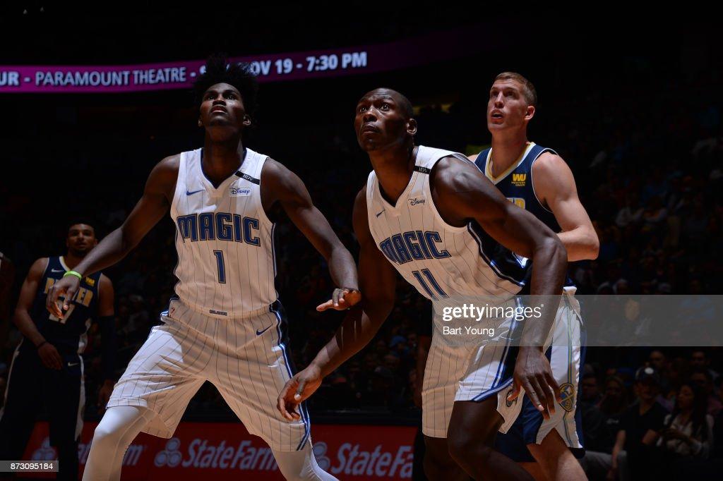 Orlando Magic v Denver Nuggets