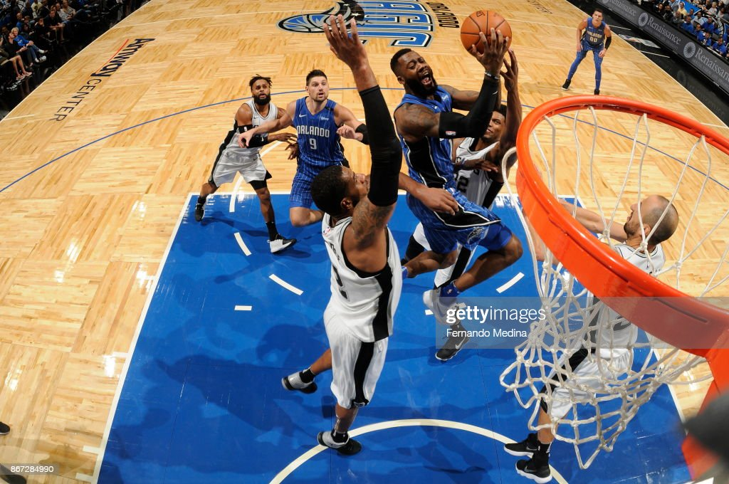 San Antonio Spurs v Orlando Magic : News Photo