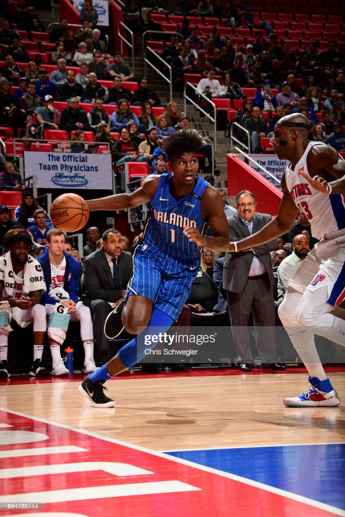 Orlando Magic v Detroit Pistons : News Photo