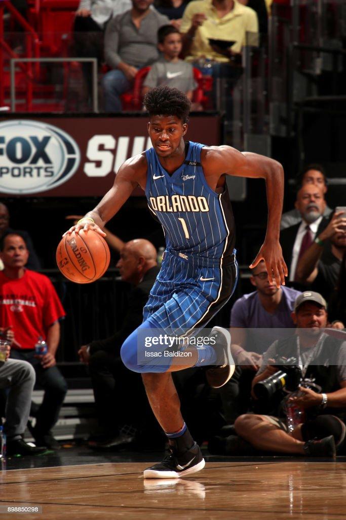 Orlando Magic v Miami Heat : News Photo