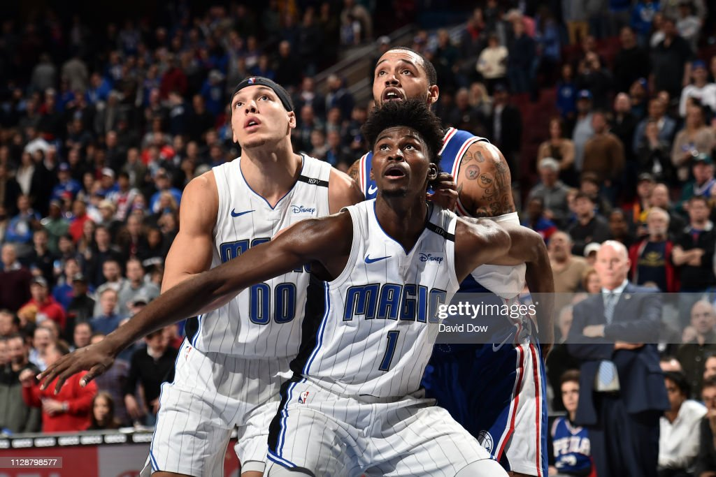 Orlando Magic v Philadelphia 76ers : News Photo