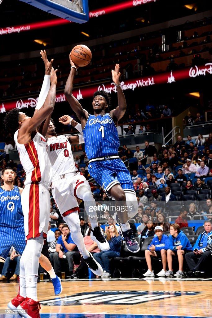 Miami Heat v Orlando Magic : News Photo