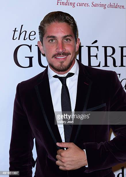 Jonathan Islas attends the 12th Annual FedEx/St Jude Angels And Stars Gala at JW Marriott Marquis on May 17 2014 in Miami Florida