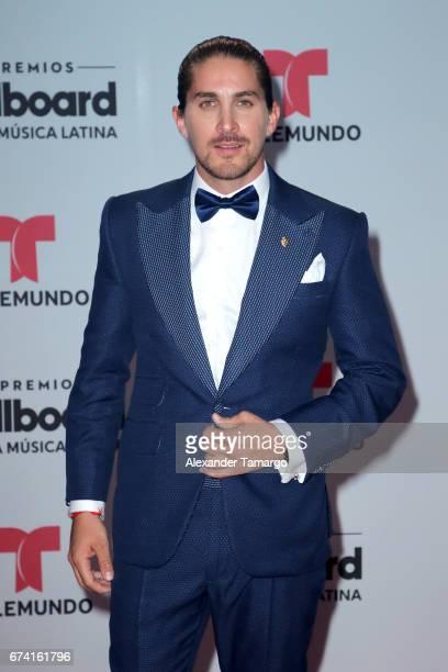 Jonathan Islas attends the Billboard Latin Music Awards at Watsco Center on April 27 2017 in Coral Gables Florida