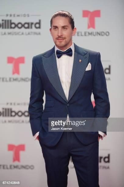 Jonathan Islas attends the Billboard Latin Music Awards at Watsco Center on April 27 2017 in Miami Florida