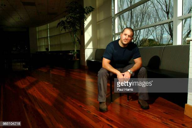 Jonathan Ive the Britishborn designer who heads up Apple's industrial design team the creative genius who brought the world the iPod iPhone Powerbook...