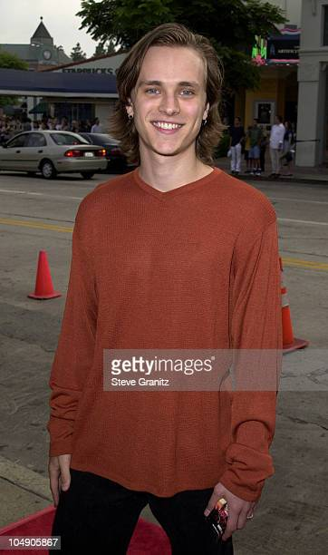 Jonathan Jackson during Final Fantasy: The Spirits Within Premiere at Mann Bruin Theatre in Westwood, California, United States.