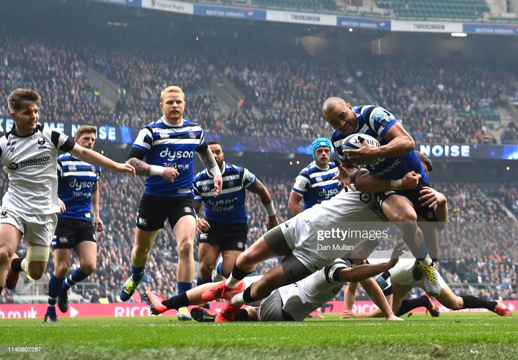 Bath Rugby v Bristol Bears - Gallagher Premiership Rugby : News Photo
