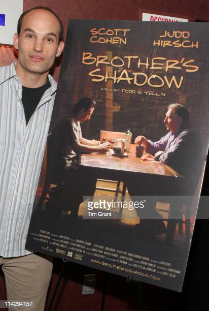 Jonathan Kaplan during The Brother's Shadow New York Premiere Arrivals at AMC Loews 34th Street in New York City New York United States