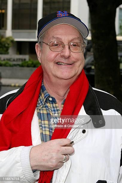 Jonathan King during Jonathan King Sighting in London - April 28,2005 at Lancaster Hotel in London, Great Britain.