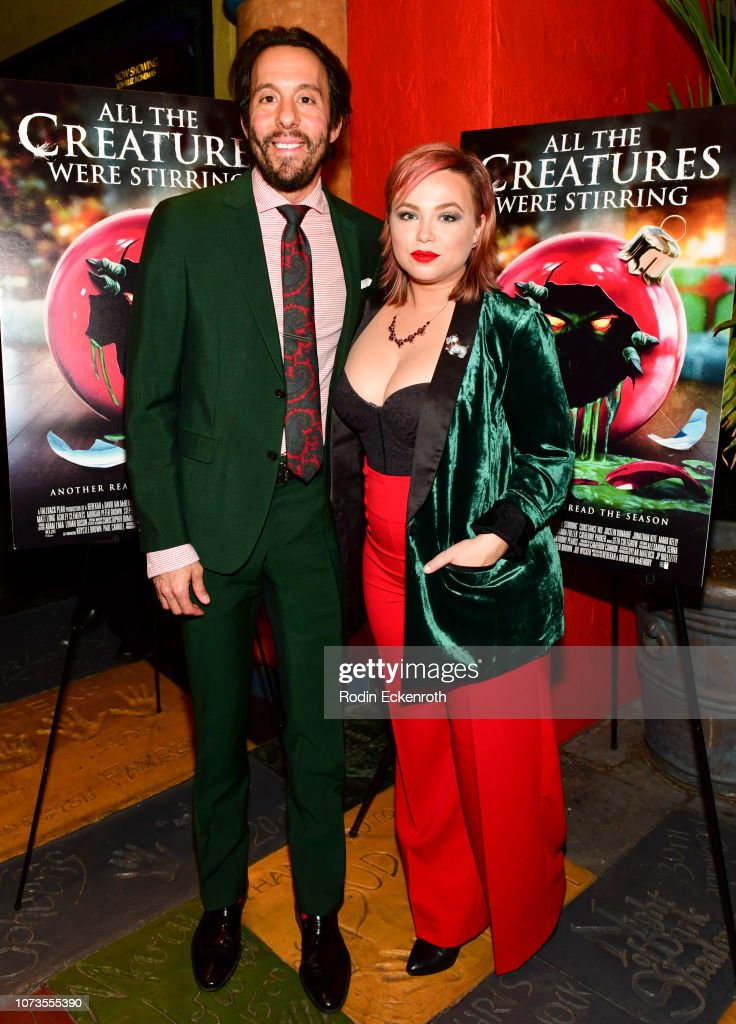 "Screening Of ""All The Creatures Were Stirring"" : News Photo"