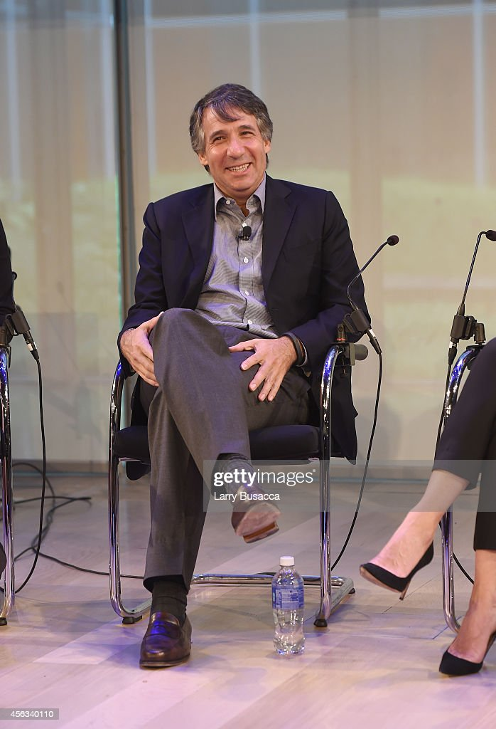 Jonathan Klein Chief Executive Officer of Getty Images speaks onstage at the Rethinking Marketing to Women panel during AWXI at The Times Center during AWXI on September 29, 2014 in New York City.