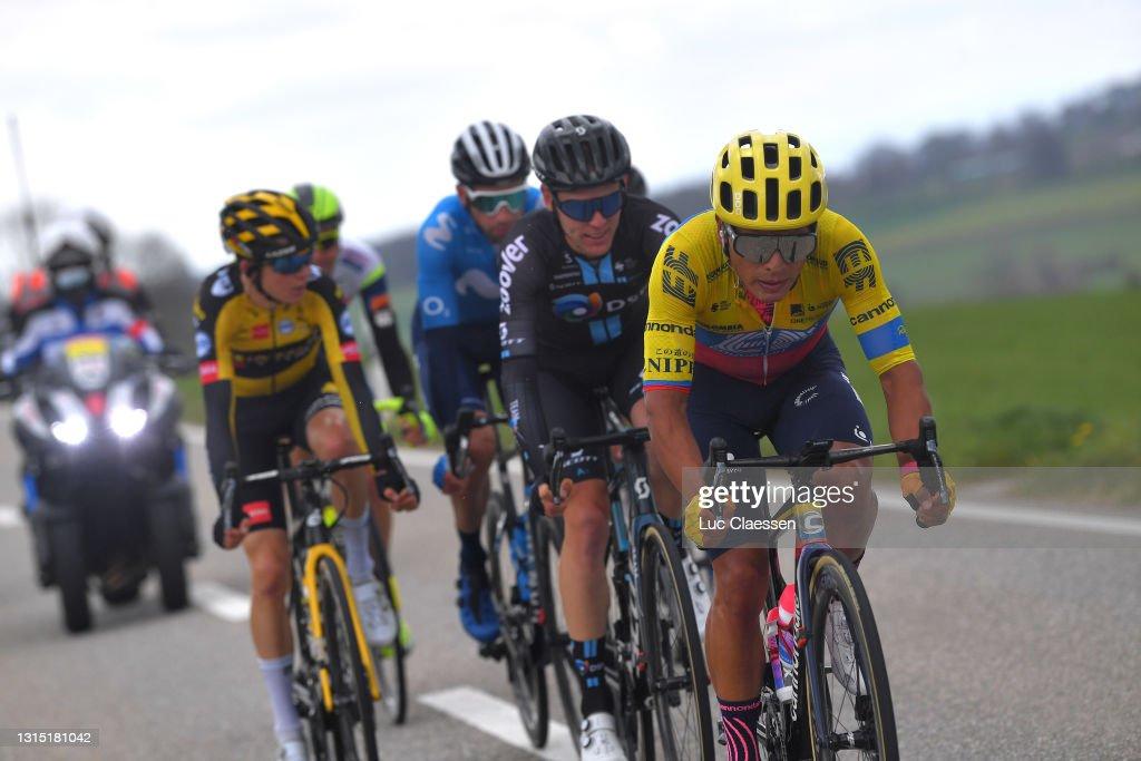 74th Tour De Romandie 2021 - Stage 2 : Nachrichtenfoto