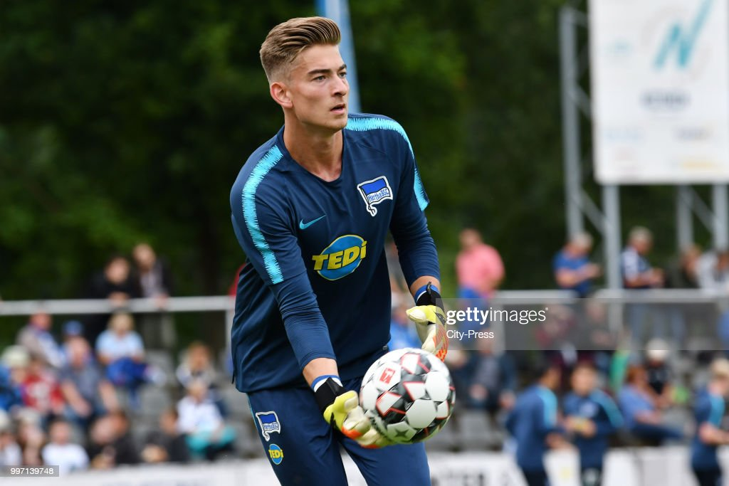 MSV Neuruppin v Hertha BSC - test match