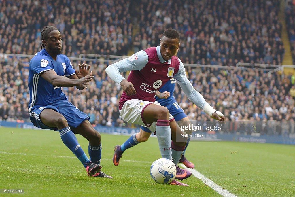 Birmingham City V Aston Villa- Sky Bet Championship : News Photo