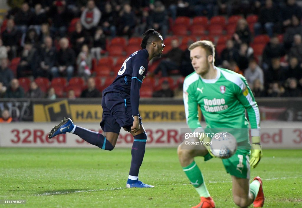 Rotherham United v Aston Villa - Sky Bet Championship : News Photo