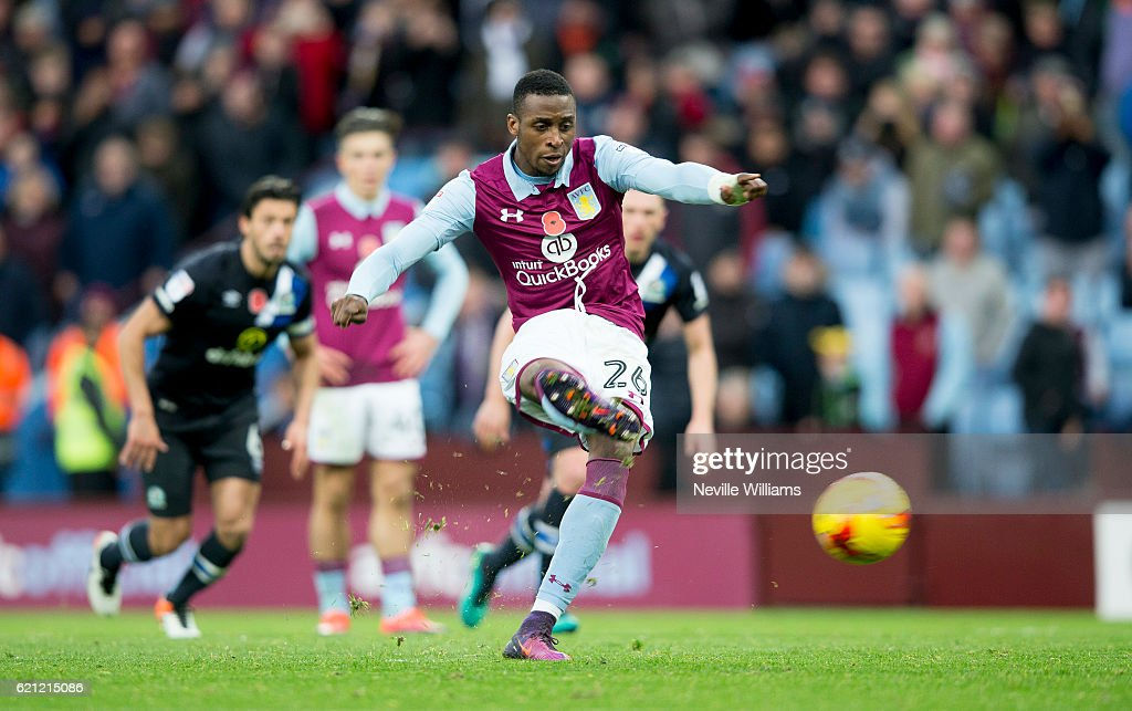 Aston Villa v Blackburn Rovers - Sky Bet Championship : News Photo