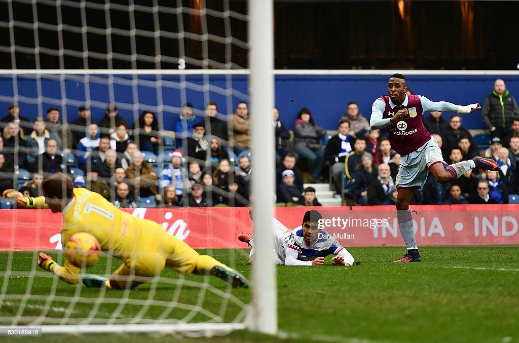 Queens Park Rangers v Aston Villa - Sky Bet Championship : News Photo