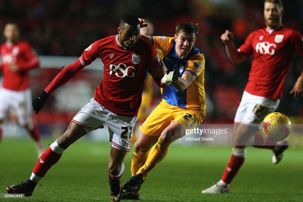 Bristol City v Preston North End   - Sky Bet Championship
