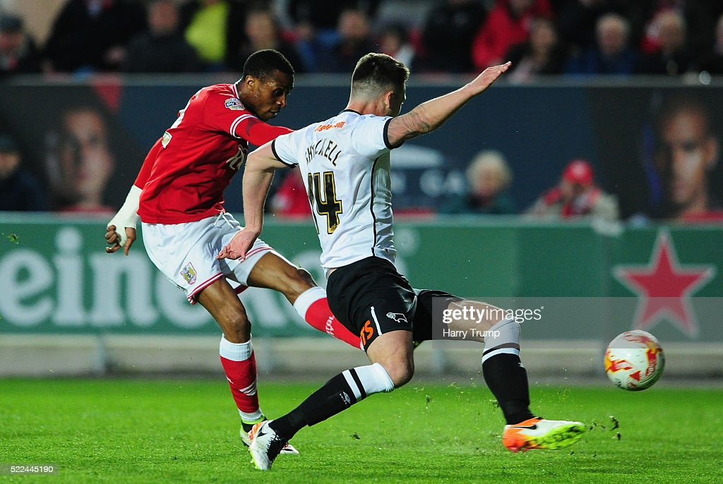 Bristol City v Derby County - Sky Bet Championship