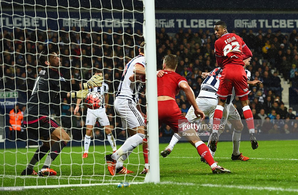 West Bromwich Albion v Bristol City - The Emirates FA Cup Third Round