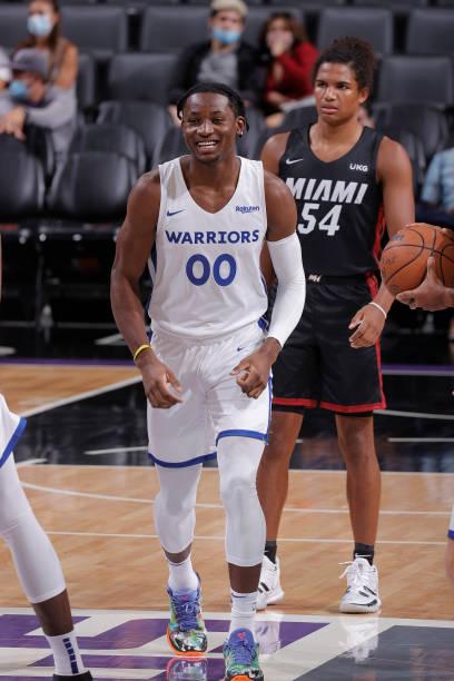 CA: 2021 California Classic Summer League: Miami Heat v Golden State Warriors