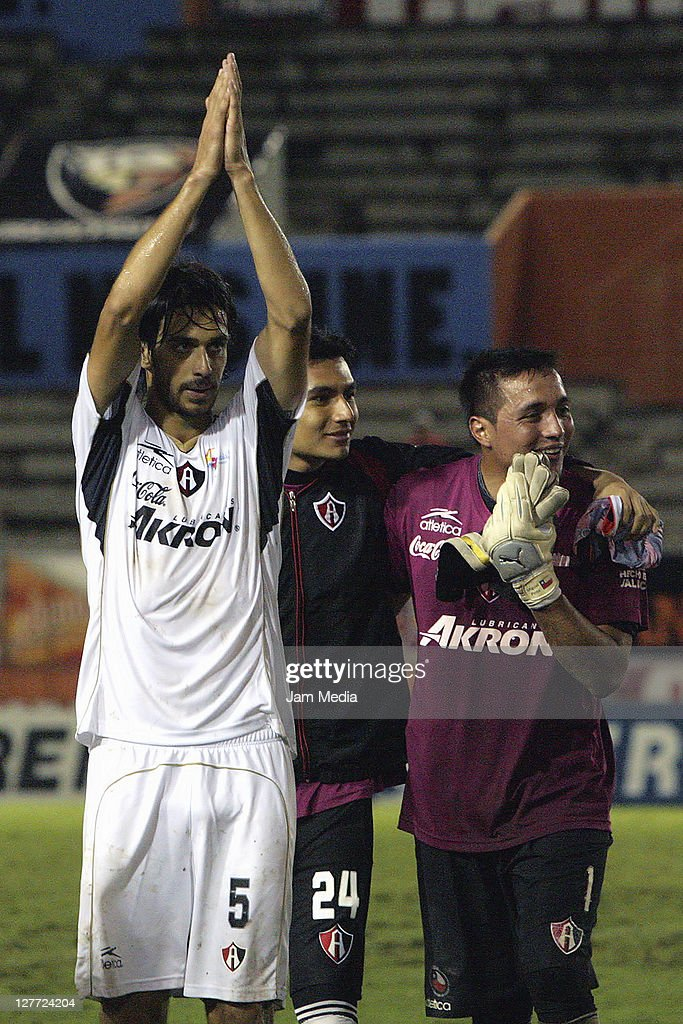 Jaguares v Atlas - Clausura 2011