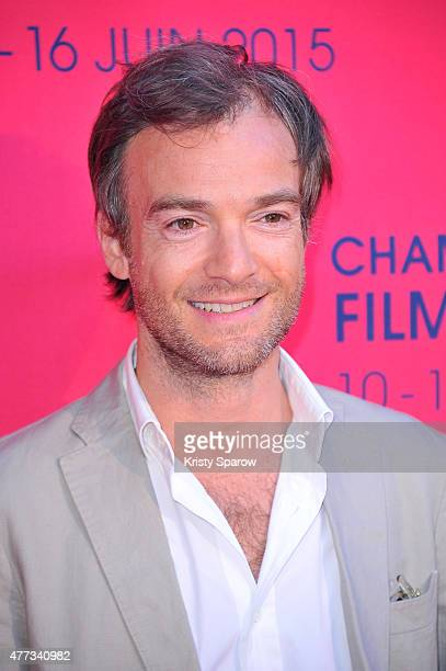 Jonathan Lambert attends the 4th Champs Elysees Film Festival Closing Ceremony at Publicis Cinema on June 16 2015 in Paris France