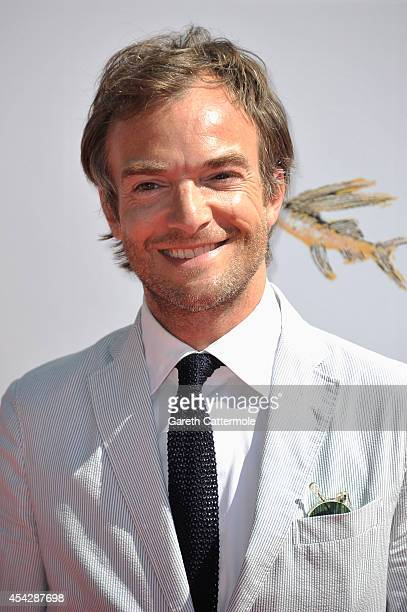 Jonathan Lambert attends the 'Reality' premiere during the 71st Venice Film Festival on August 28 2014 in Venice Italy