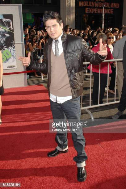Jonathan 'Legacy' Perez attends World Premiere of STEP UP 3D at El Capitan Theatre on August 2 2010 in Hollywood CA