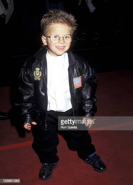 Jonathan Lipnicki during Jerry Maguire New York City Premiere at Pier 88 in New York City New York United States
