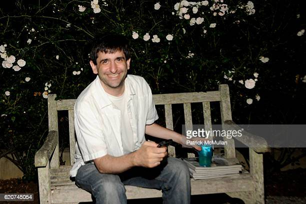 Jonathan Marc Sherman attends DreamWorks Pictures Screening of GHOST TOWN and After Party Hosted by SARA and PATRICK HANDREKE at GOOSE CREEK on July...