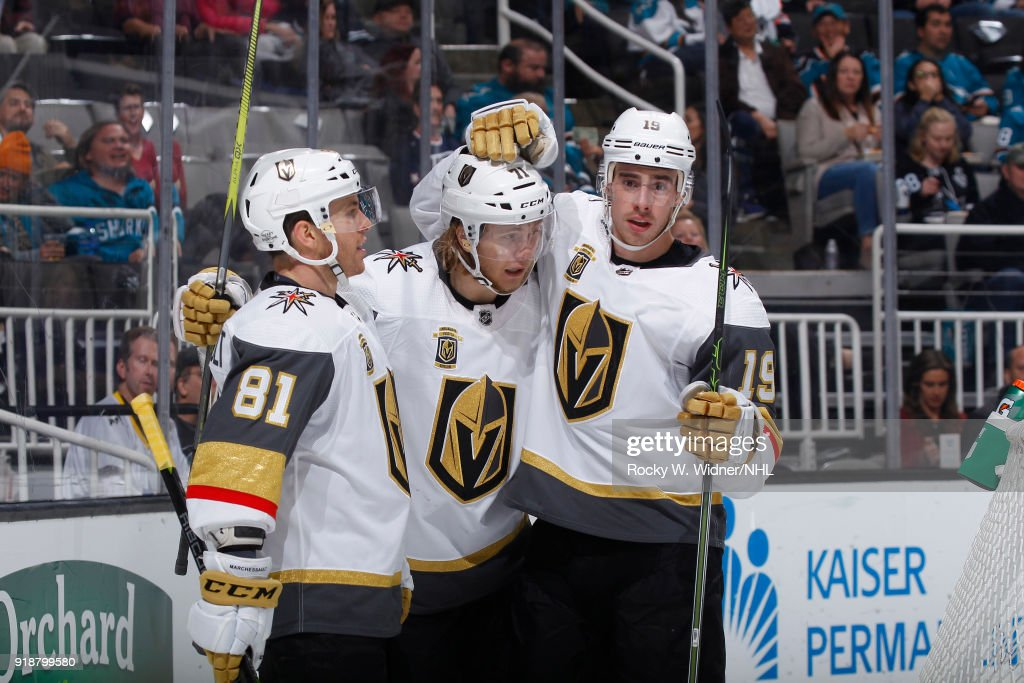 Vegas Golden Knights v San Jose Sharks : News Photo