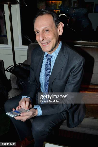 Jonathan Marder attends Hunt Slonem's Birds Book Signing and Celebration Hosted by Liliana Cavendish at Omar's on March 21 2017 in New York City