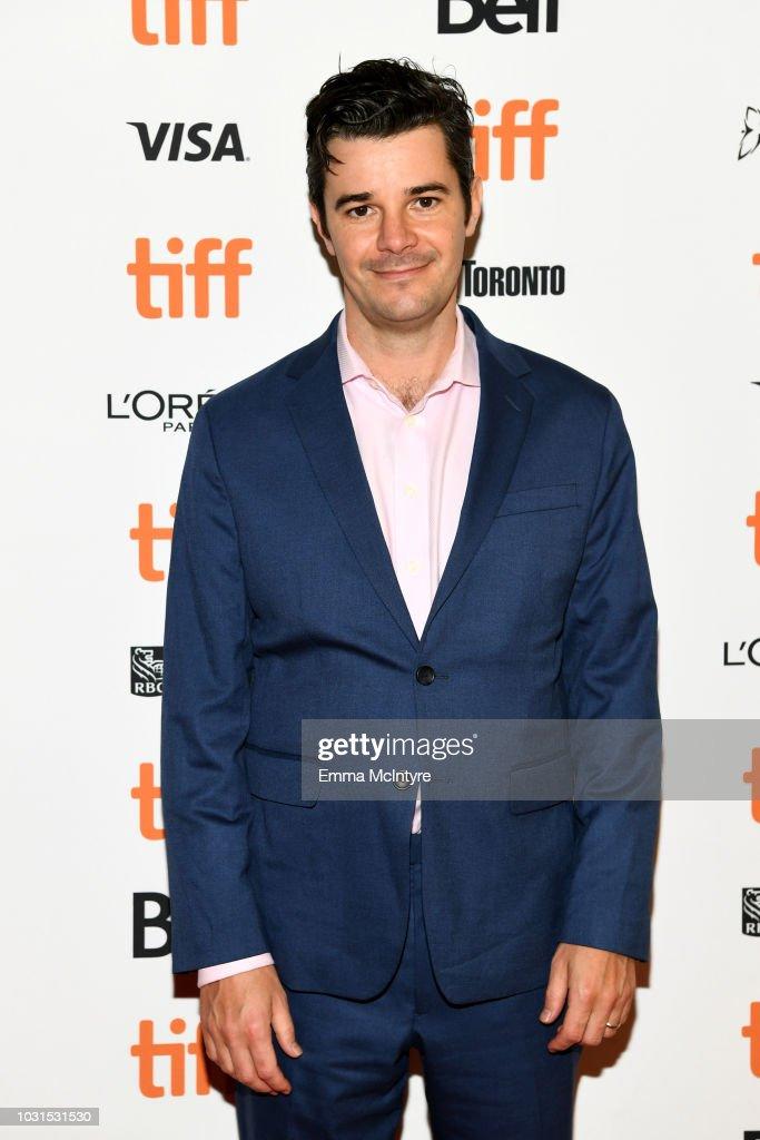 "CAN: 2018 Toronto International Film Festival - ""Viper Club"" Premiere"