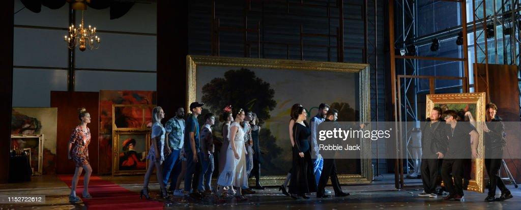 Don Giovanni Opera Is Performed At Garsington : News Photo