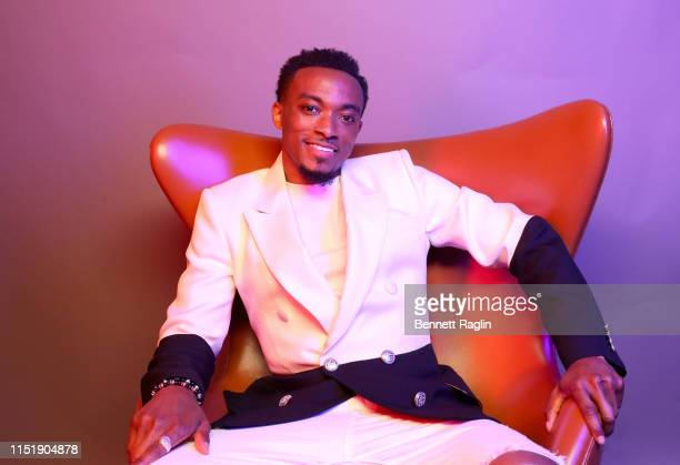 Jonathan McReynolds poses for a portrait during the BET Awards 2019 at Microsoft Theater on June 23 2019 in Los Angeles California