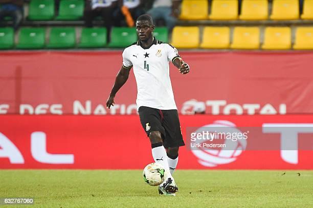 Jonathan Mensah confident Ghana can win the 2019 Afcon