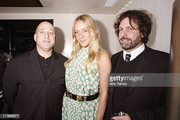 Jonathan Moor cohost and owner of Bond Street actress Chloe Sevigny and BlackBook editor Steve Garbarino attend the BlackBook Hollywood Issue Launch...